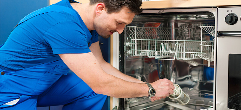 """My dishwasher is broken"": the most common reason why."