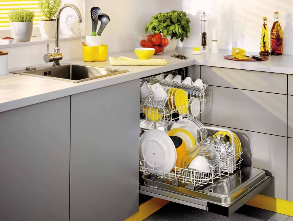 12 reasons why you should call our technicians for your dishwasher