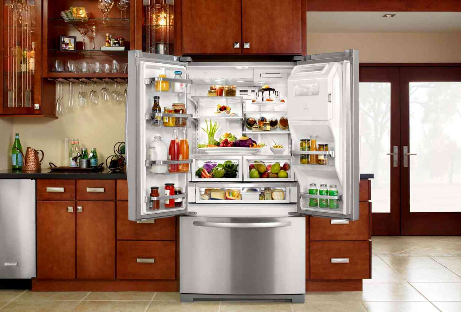 Perfect refrigerator: what does it look like?