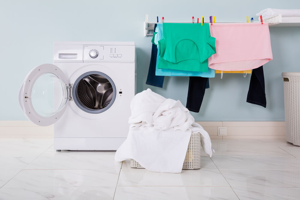 What to do if the washing machine does not dry clothes?