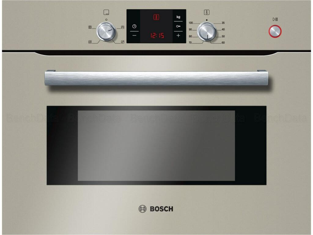 The most common errors of Bosch Ovens