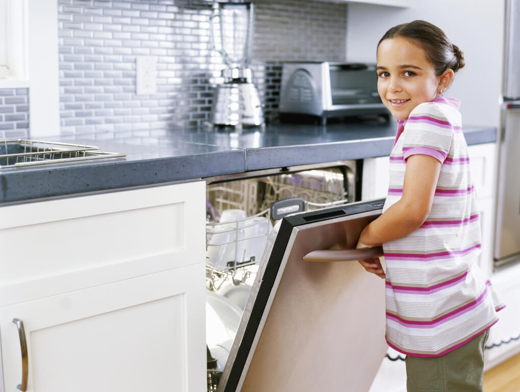 Why the dishwasher does not heat water?